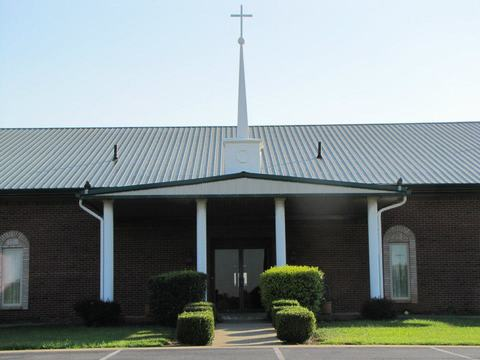 Image of our church building